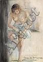 FAVRE DE THIERRENS, JACQUES. (1895 - 1973). La, Jacques Favre