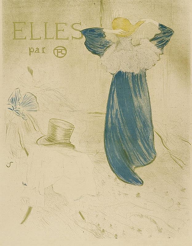 TOULOUSE-LAUTREC, HENRI DE (Albi 1864 - 1901