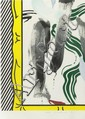LICHTENSTEIN, ROY (1923 New York 1997) Against