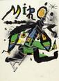 MIRÓ, JOAN (Montroig b. Barcelona 1893 - 1983