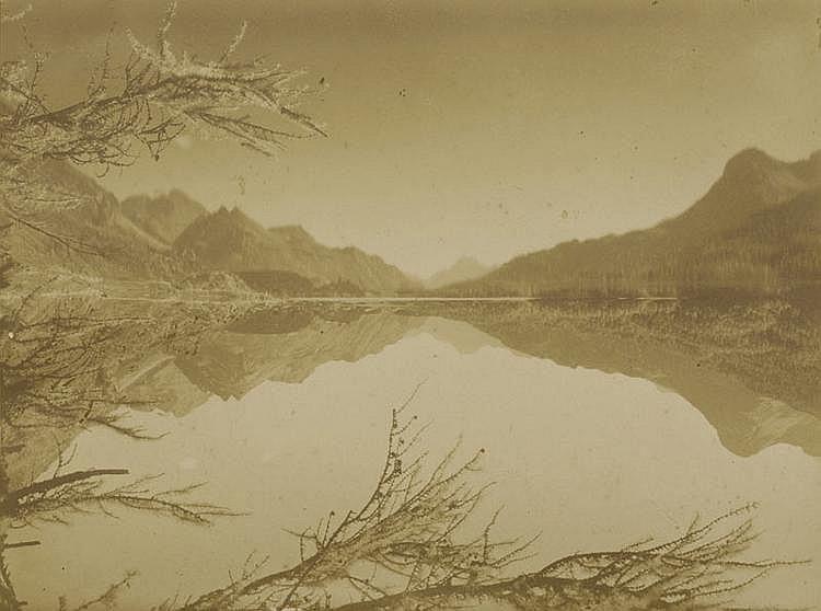 STEINER, ALBERT (1877 Frutigen 1965) Herbsttag am