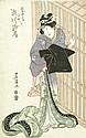 UTAGAWA TOYOKUNI I (1769-1825).