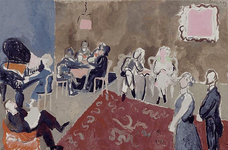 LANSKOY, ANDRÉ (Moscow 1902 - 1976 Paris)