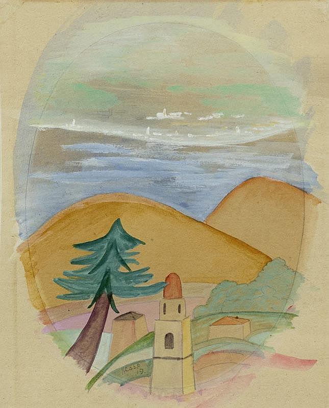 HESSE, HERMANN (Calw 1877 - 1962 Montagnola) O