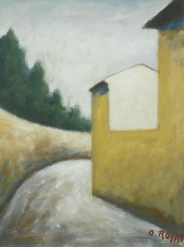 ROSAI, OTTONE (Florence 1895 - 1957