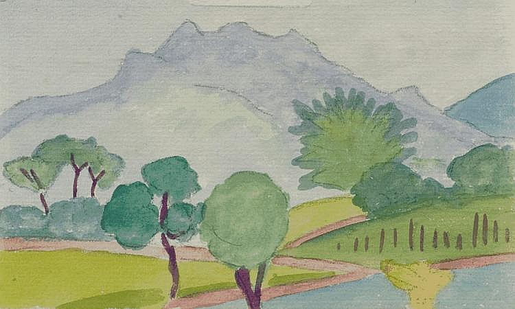 HESSE, HERMANN (Calw 1877 - 1962 Montagnola)