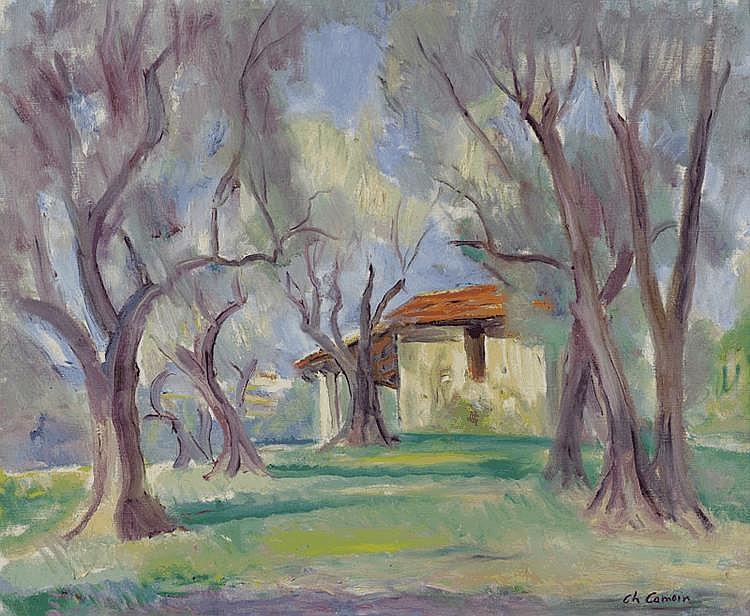 CAMOIN, CHARLES (Marseille 1879 - 1965 Paris)