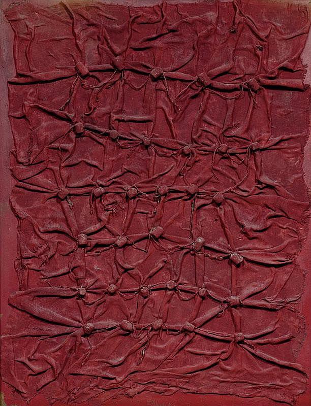 ZANGS, HERBERT (1924 Krefeld 2003) Untitled (red).