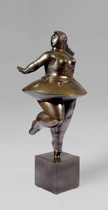 BOTERO, FERNANDO (Medellin 1932 - lives and works