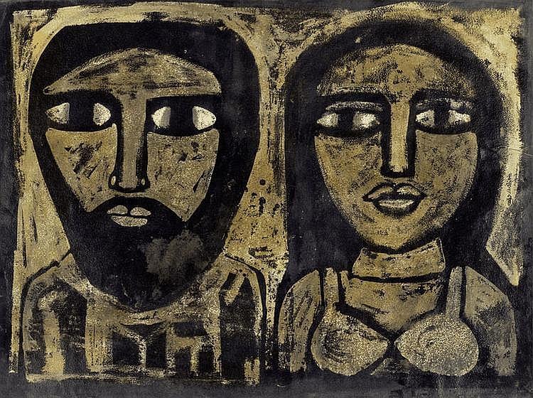 BADRI, NARAYAN (Secunderabad 1929 - lives and