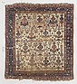 AFSHAR antique.Beige ground, patterned throughout
