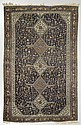 GASHGAI antique.Black central field with a
