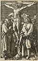 DÜRER, ALBRECHT (1471 Nuremberg 1528).Christ on
