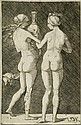 KRUG, LUDWIG (1488/90 Nuremberg 1530).Two female