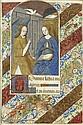 BOOK ILLUMINATION.-Italy, 15th century. Richly