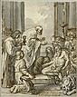 ITALIAN SCHOOL, 17TH CENTURYThe last communion of