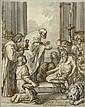 ITALIAN SCHOOL, 17TH CENTURYThe last communion of