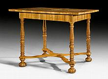 CENTER TABLE, Baroque, German, 18th century.