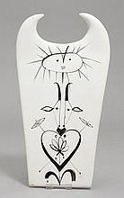 ROGER CAPRON(1922 - 2006)DECORATIVE ELEMENT, ca.