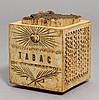 ROGER CAPRON(1922 - 2006)TOBACCO BOX, ca. 1960 for