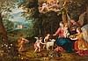 BALEN, JAN VAN(1611 Antwerp 1654)Forest landscape