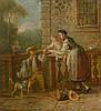FREUDENBERGER, SIGMUND(1745 Bern 1801)Gallant