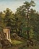 CALAME, ALEXANDRE and workshop(Vevey 1810 - 1864