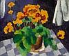 BRÜGGER, ARNOLD(1888 Meiringen 1975)Floral still