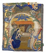 Italian Book Miniatures