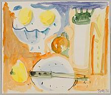 BORES, FRANCISCO(Madrid 1898 - 1972 Paris)Nature