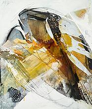 ZIELASCO, ROBERT(Vienna 1948)Abstract composition.