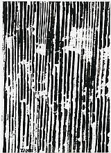 ZANGS, HERBERT(1924 Krefeld 2003)Untitled.India