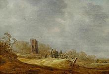 GOYEN, JAN VAN(Leiden 1596 - 1656 H
