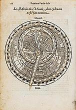 Apian, Peter. Cosmographie, ou description des qua