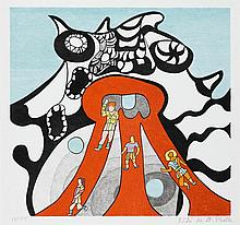 Saint Phalle, Niki de. The Birth of a Monster. Mit