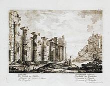 GRIECHENLAND - Sayer, Robert. Athen's Ruinen nebst