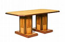 PETER BEHRENS(1868 - 1940)CONFERENCE TABLE,