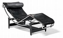 LE CORBUSIER(1887-1965)CHAISE LONGUE, model 'LC4