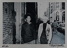 KÜNSTLER - Warhol, Andy - Powell, Ricky (1961). An