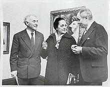 KÜNSTLER - Chagall, Marc - [Anonym]. Marc Chagall