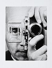 Umbo (d.i. Otto Umbehr, 1902-1980). Selbstportrait