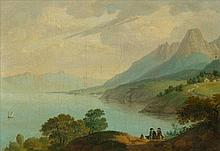 LINCK, JEAN-ANTOINE(1766 Geneva 1843)View of