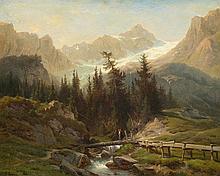 DIDAY, FRANÇOIS(1802 Geneva 1877)The Rosenlaui