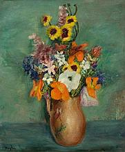 HAYDEN, HENRI(Warsaw 1883 - 1970 Paris)Floral