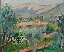 MANGUIN, HENRI(Paris 1874 - 1949 St.