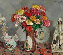 DE SMET, LÉON(Gent 1881 - 1966 Deurle)Vase de