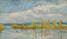 LUCE, MAXIMILIEN JULES(1858 Paris 1941)La Seine à