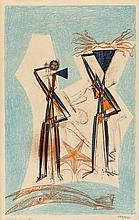 ERNST, MAX(Brühl 1891 - 1976 Paris)Étoile de mer