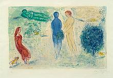 CHAGALL, MARC(Witebsk 1887 - 1985