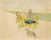 TOULOUSE-LAUTREC, HENRI DE(Albi 1864 - 1901